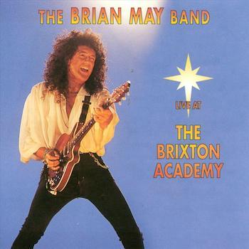 Brian May Band live
