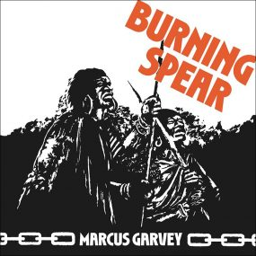 Burning Spear Marcus Garvey album cover web optimised 820 with border