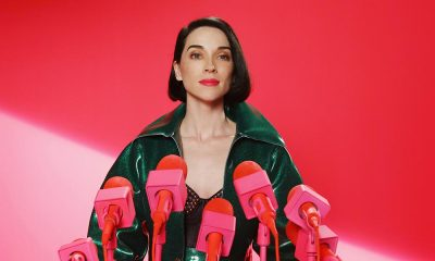 St Vincent Women Rock n Roll 21st Century