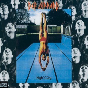 Def Leppard High N Dry Album Cover web optimised 820