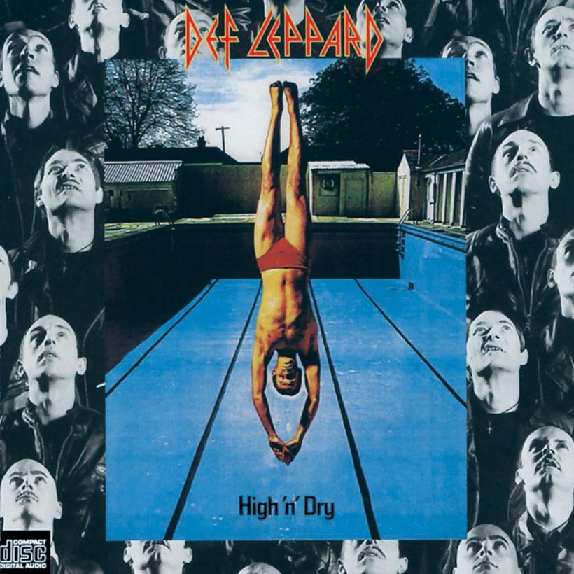 Def Leppard High N Dry Album Cover web optimised 820