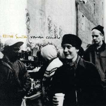 Elliott Smith Roman Candle album cover web optimised 820