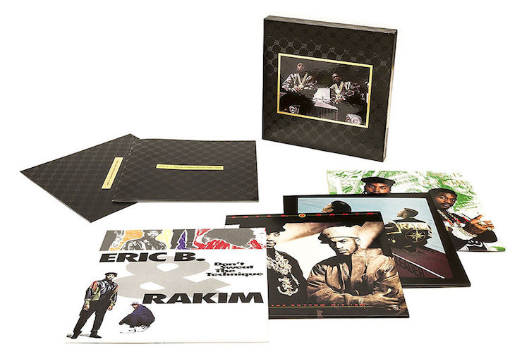 Eric B. And Rakim The Complete Collection 1987-1992 Vinyl-Box
