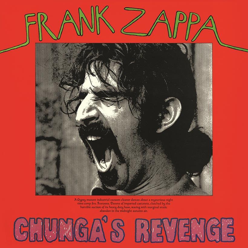 Frank Zappa Chunga's Revenge Album cover web optimised 820