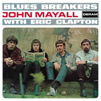 John Mayall With Eric Clapton BluesBreakers Beano Album