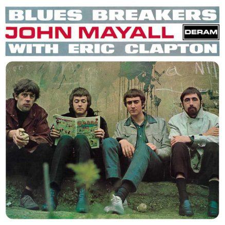 John Mayall With Eric Clapton BluesBreakers Beano Album