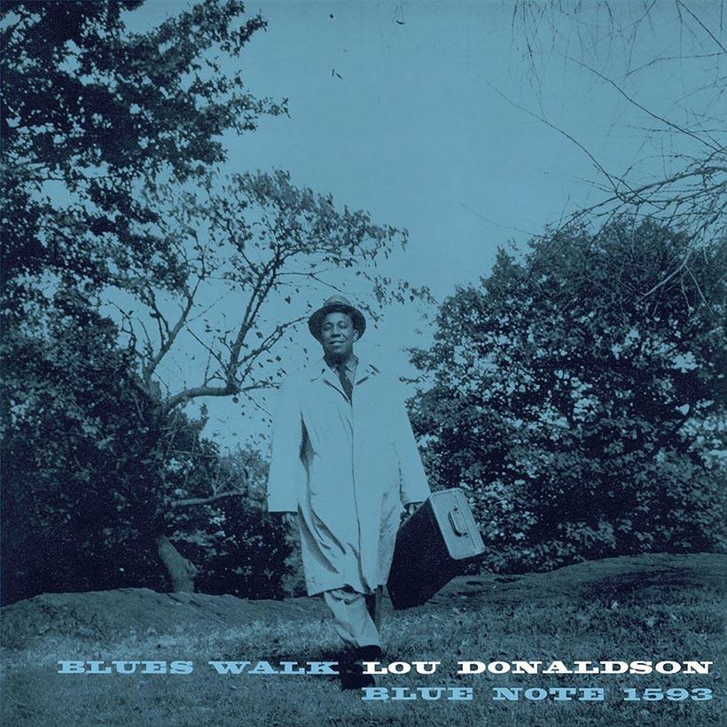 Lou Donaldson Blues Walk Album Cover web optimised 820