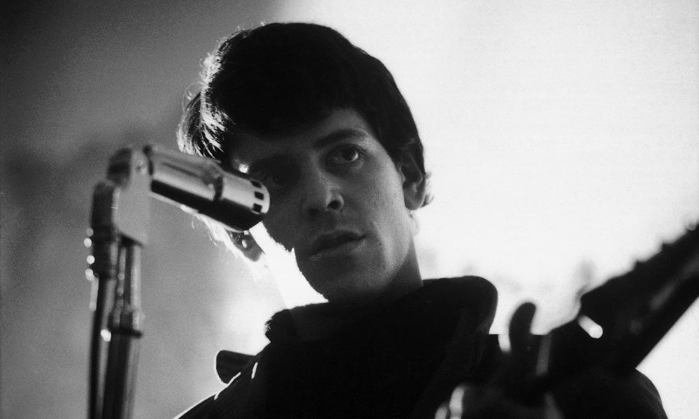 Lou Reed photo by Adam itchie and Redferns