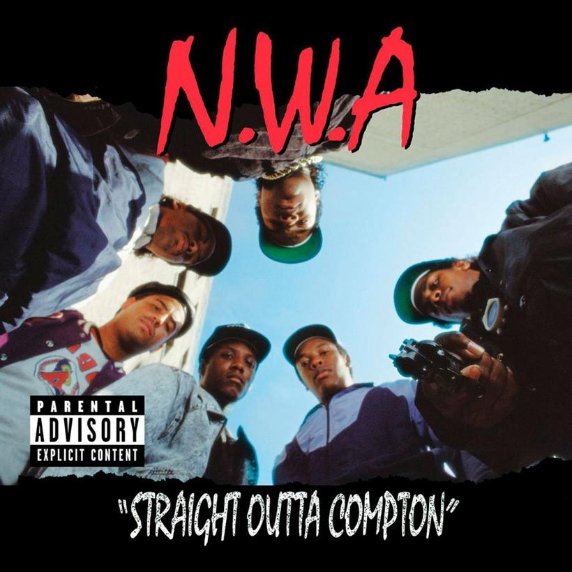 NWA Straight Outta Compton Album Cover web optimised 820
