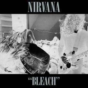 Nirvana Bleach Album Cover web optimised 820