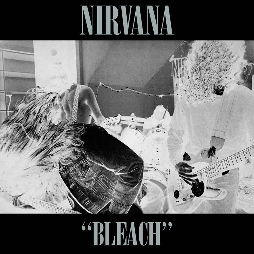 Nirvana Bleach Album Cover web optimised 820