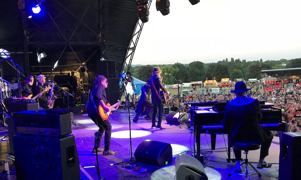 2018 Ramblin Man Festival Mott The Hoople