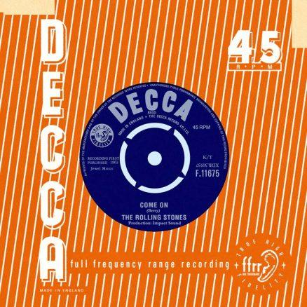 Rolling Stones Come On single artwork web optimised 820