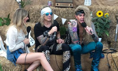 Steel Panther Ramblin Man Interview