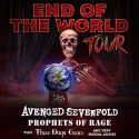 Avenged Sevenfold Cancel US Tour With Prophets Of Rage