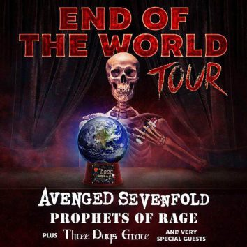 Avenged Sevenfold Cancel