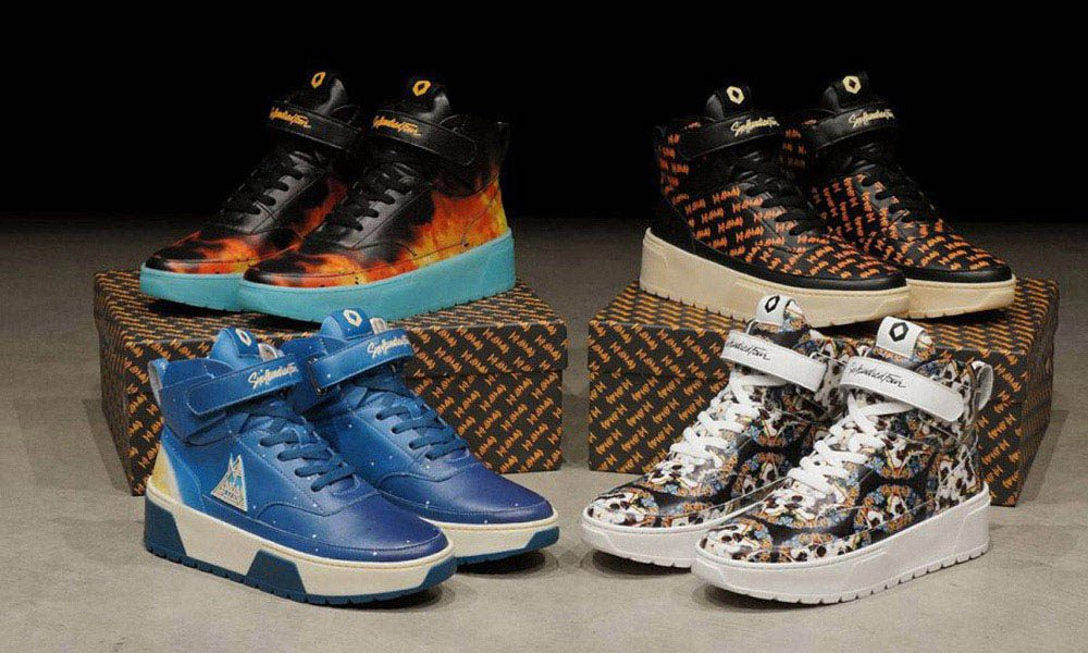 Def Leppard Limited Edition Sneakers