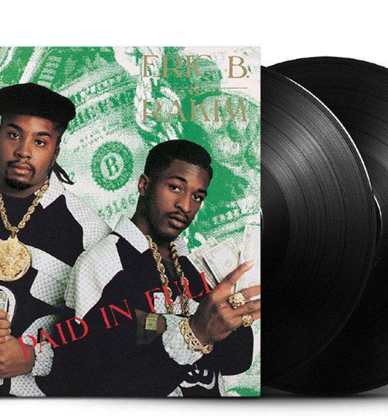 Vinyl Editions Eric B & Rakim