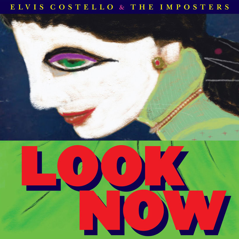 Elvis Costello New Album Look Now