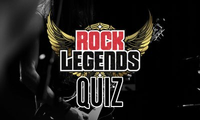 Rock Legends Quiz