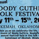 Woody Guthrie Folk Festival Swells His Oklahoma Birthplace