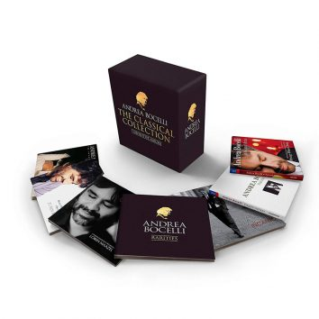 Andrea Bocelli Classical Collection