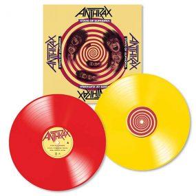 Anthrax State Of Euphoria Reissue