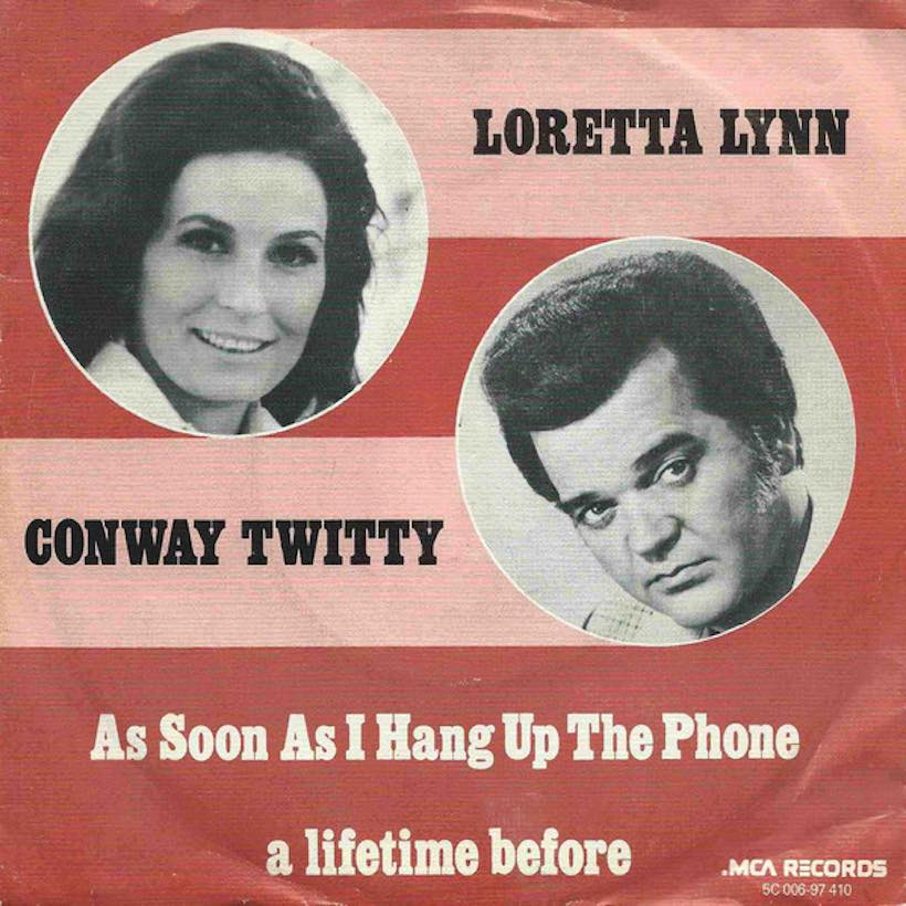 As Soon As I Hang Up The Phone Loretta Lynn Conway Twitty