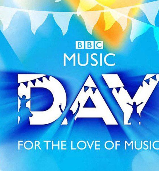 Kylie Minogue BBC Music Day