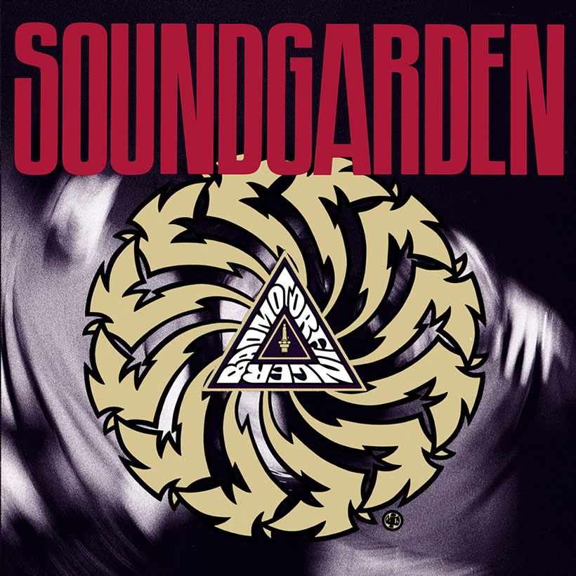 Soundgarden Badmotorfinger album cover web optimised 820