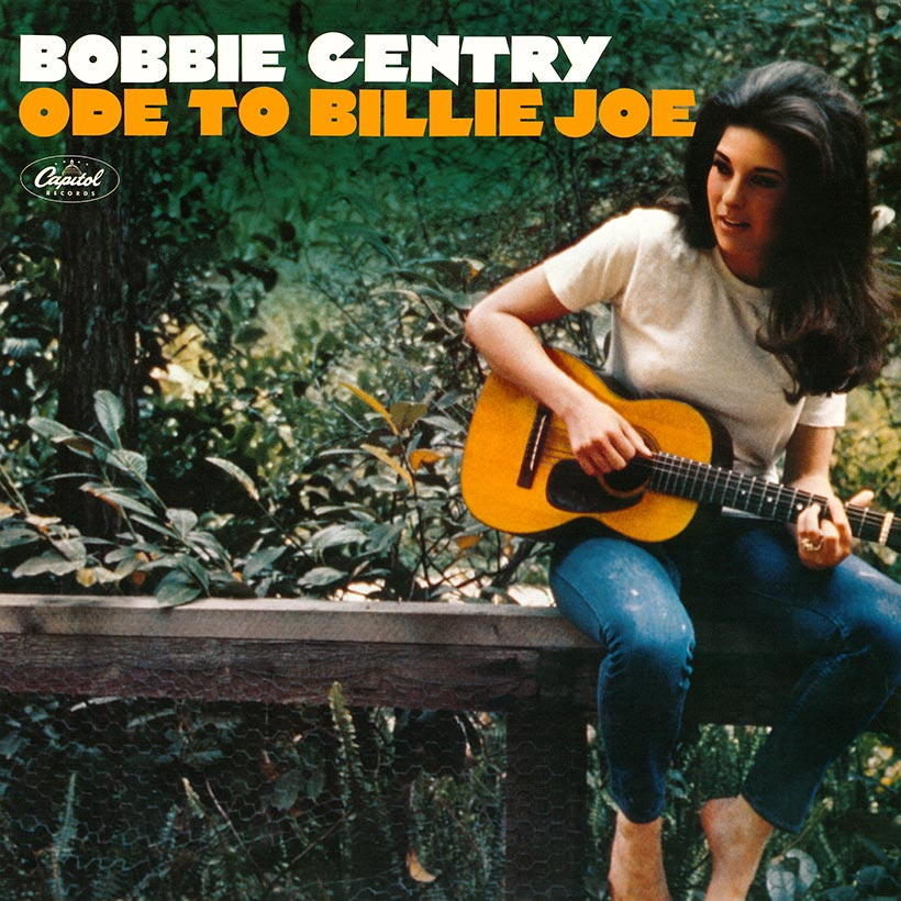 Bobbie Gentry Ode to Billie Joe album cover web optimised 820