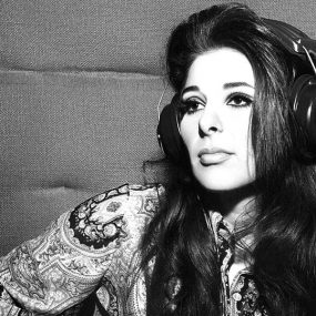 Bobbie Gentry recording at FAME Studios Muscle Shoals 1969 web optimised 1000