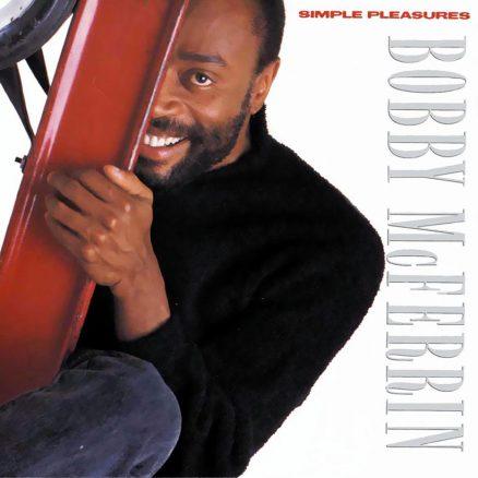 Bobby McFerrin Simple Pleasures album cover web optimised 820