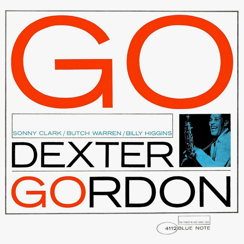 Dexter Gordon Go Album Cover Blue Note