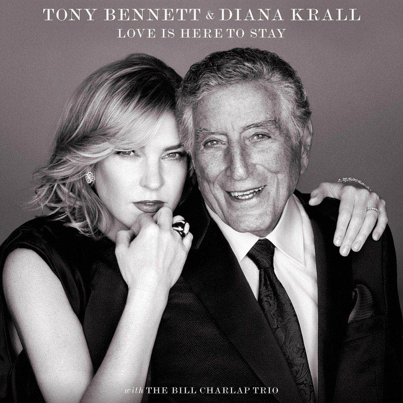 Tony Bennett Diana Krall Love Stay