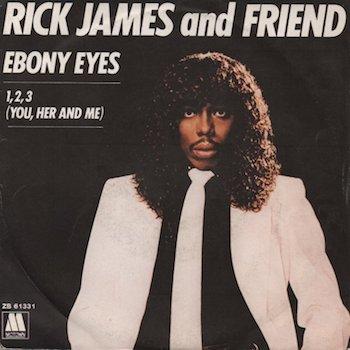 Rick James Ebony Eyes