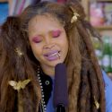 Watch Erykah Badu's Spiritual NPR 'Tiny Desk' Performance