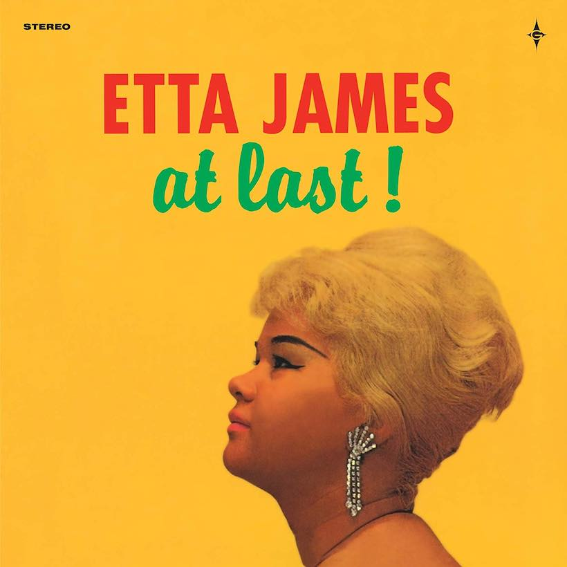 Etta James At Last album