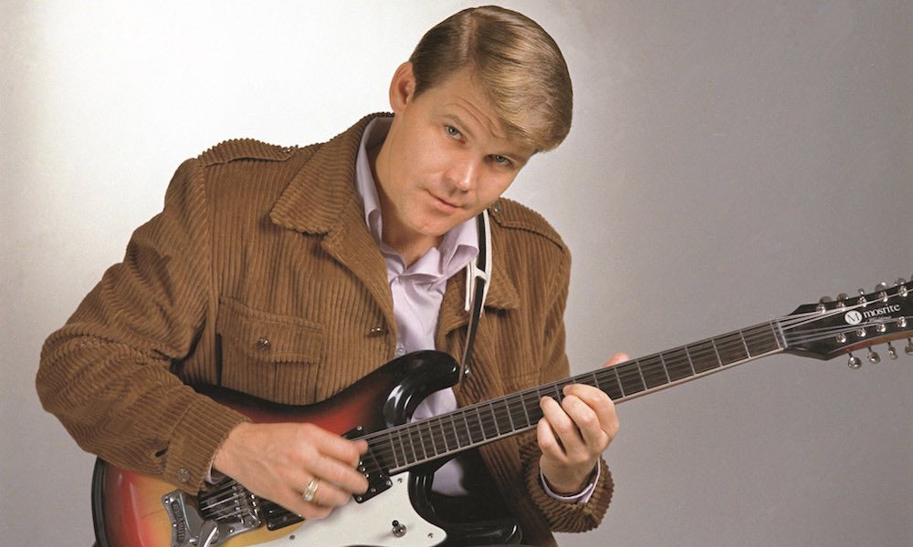 Glen Campbell Capitol Photo Archives