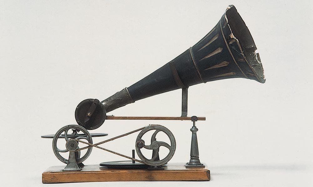 Deutsche Grammophon Shellac Project