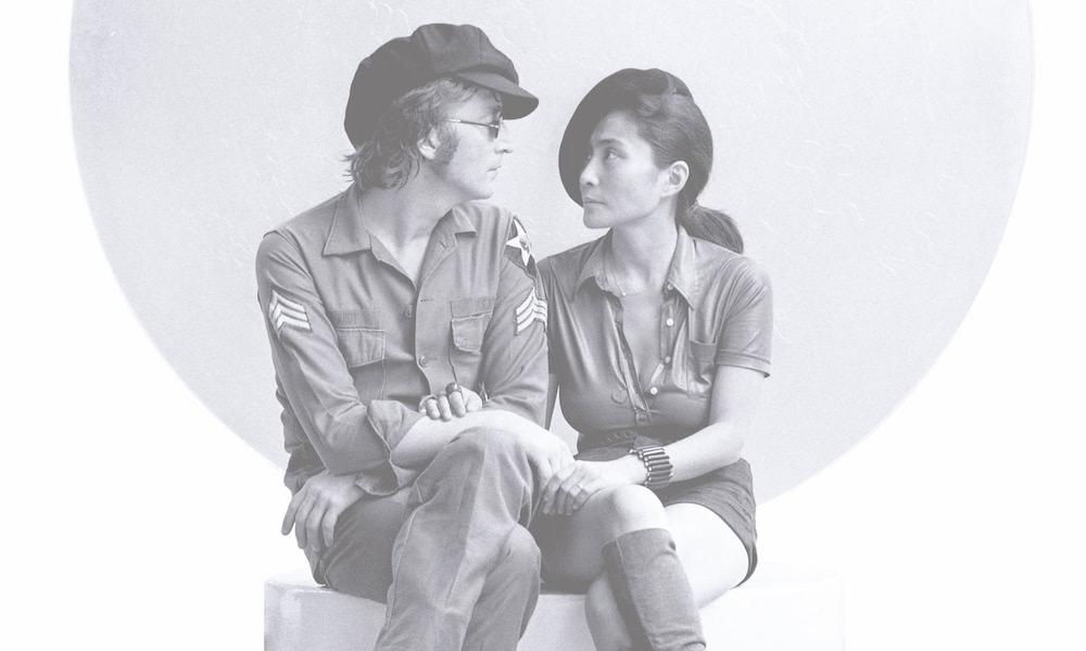 John Lennon and Yoko Ono Imagine Film