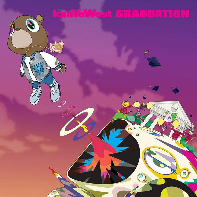 Kanye West Graduation album cover web optimised 820