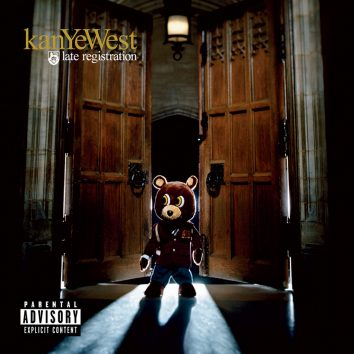 Kanye West Late Registration Album Cover web optimised 820