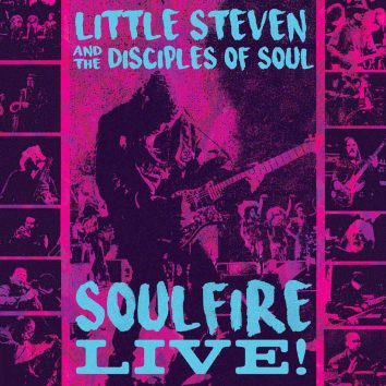 3CD Little Steven Soulfire Live