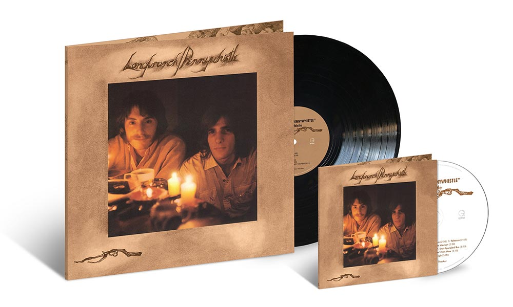 Glenn Frey, JD Souther 'Longbranch/Pennywhistle' Collaboration Set For Reissue