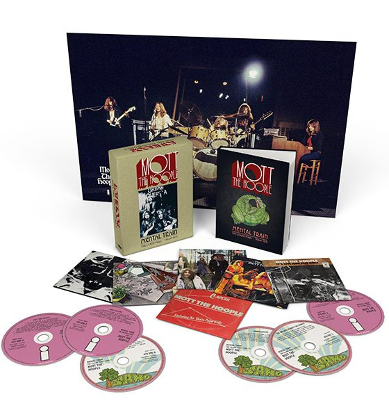 Box Set Mott Hoople Island Years