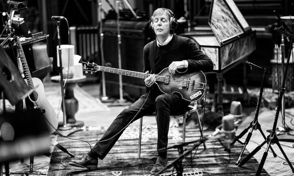 Paul McCartney Photo MPL Communications Ltd