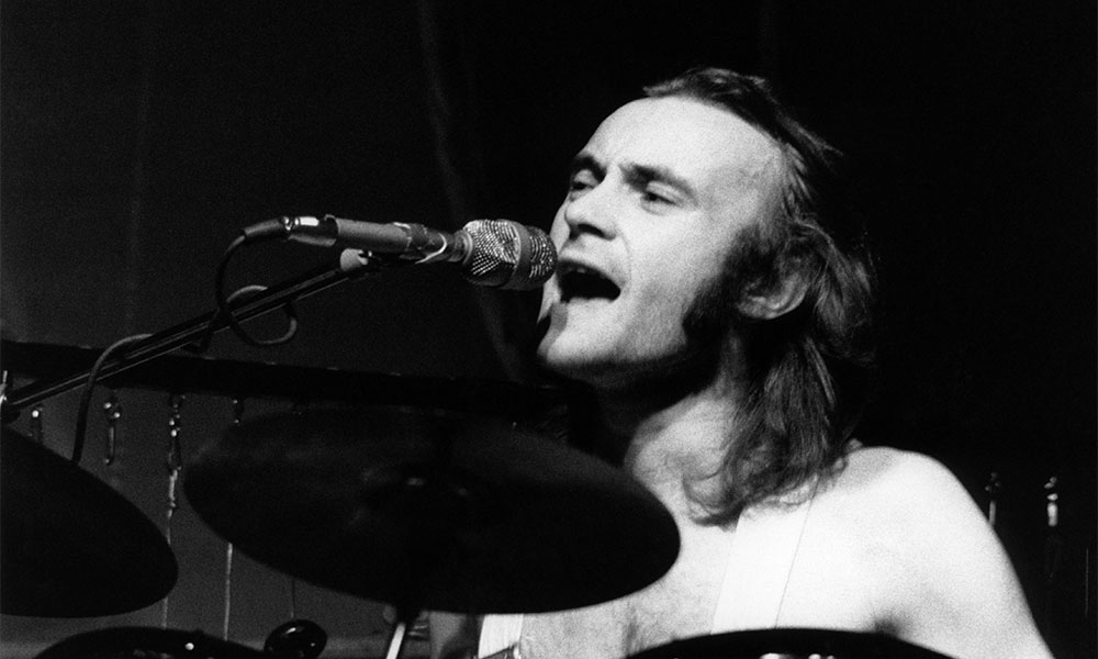 Phil Collins photo by Jason Kempin and Getty Images for Stagecoach