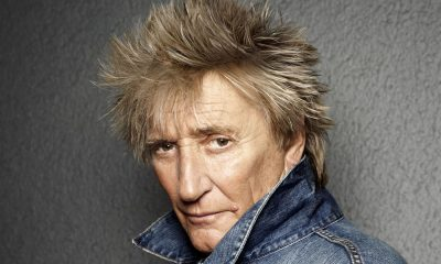 Rod Stewart by Rankin