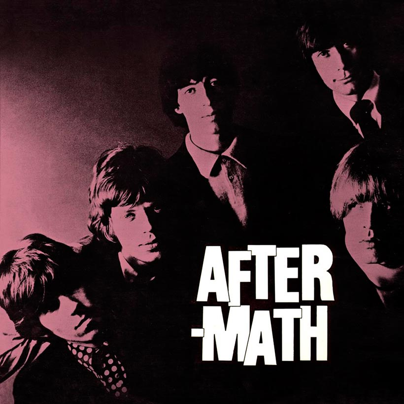 Rolling Stones Aftermath UK album cover web optimised 820